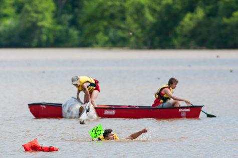Campus Lake to host the Great Cardboard Boat Regatta