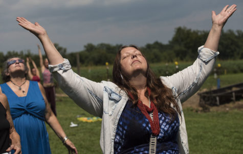 Gallery: Southern Illinois Pagans celebrate eclipse