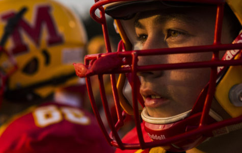 'This is a part of our life': Two rival high school football teams celebrate 100th game
