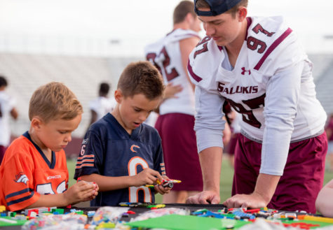 Behind the Scenes of Saluki Sports: Equipment Manager
