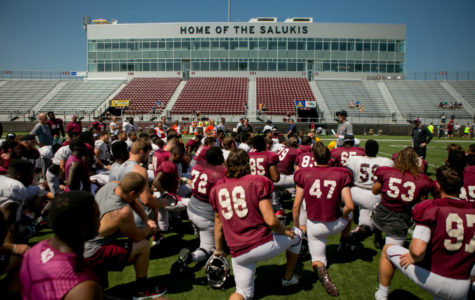 SIU football represented well in All-MVFC selections