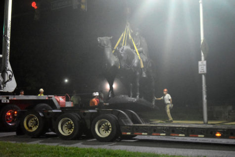 Citing 'safety and security,' Baltimore mayor has Confederate monuments taken down overnight