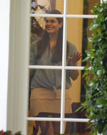 Next up as Trump's communications director: 28-year-old loyalist Hope Hicks