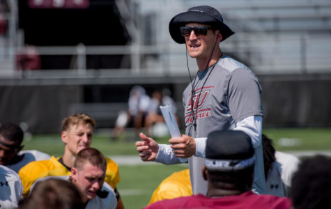 Saluki football still in search of first MVFC win as Homecoming approaches