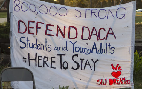 University administration is not being supportive, DACA students say