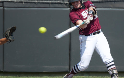 Saluki softball splits double-header at Gamecock Invitational