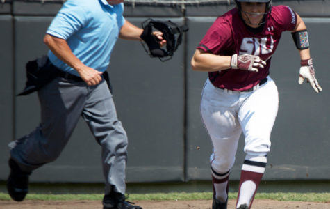 SIU softball close out USF Under Armour Showcase with dominant win