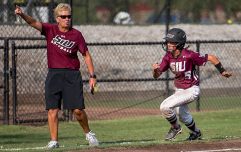 Salukis softball splits doubleheader at FGCU Invitational