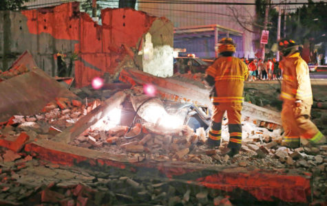 More than 30 dead in powerful Mexico earthquake, officials say