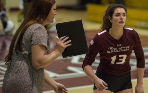 Salukis suffers sweep at Valparaiso to end season