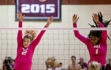 Salukis fall to Redbirds in five set stunner