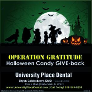 Operation Gratitude Halloween Candy