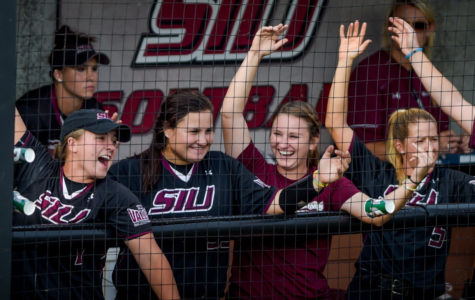 Saluki Softball races past Murray State, Marousek earns second DI win