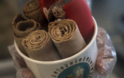 New Thai ice cream joint rolls unique treats for Carbondale community