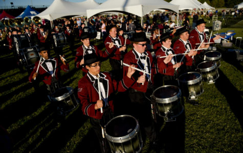 Marching to the beat: SIU band continues musical tradition
