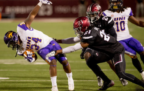 Gallery: SIU football falls to UNI 24-17