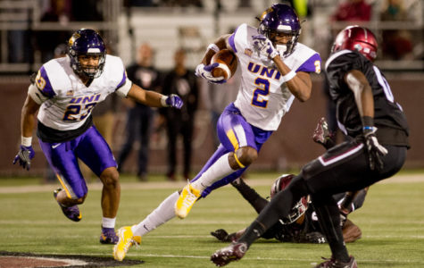 SIU football falls to UNI 24-17