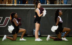 "SIU Athletics bans displays of activism to ""put forward a message of unity,"" one cheerleader returns following 2017 protests"