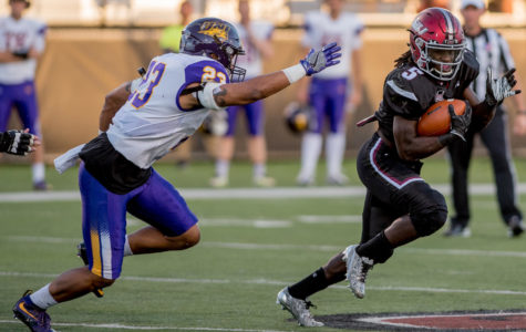 Player profiles: SIU RB Daquan Isom is one tough Saluki