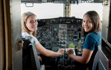 Women in SIU's aviation programs fly toward industry equality