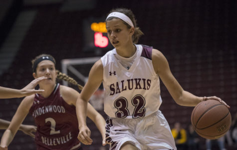 Meet the indispensible Saluki guard Kylie Giebelhausen