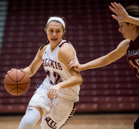 Saluki women chop down Sycamores to close out 2017