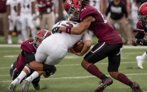 Saluki football eliminated from playoff contention with 36-28 loss to Missouri State