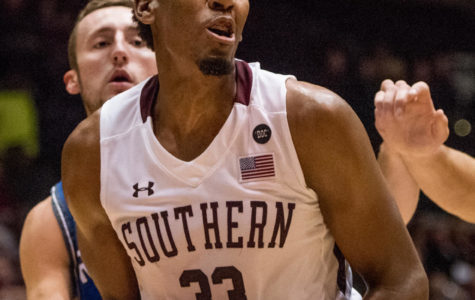 Kavion Pippen named MVC Newcomer of the Week