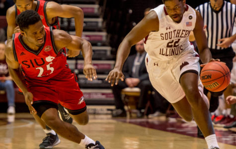 Saluki basketball pounce over SIUE Cougars 86-59