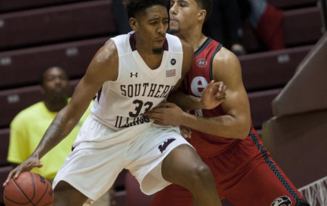 Meet dominating Saluki center Kavion Pippen