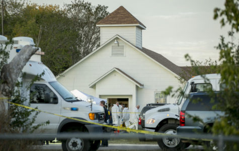 Sutherland Springs church massacre wasn't random, Abbott suggests