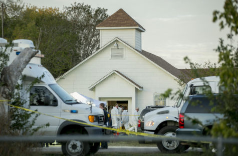 Sutherland Springs church massacre wasn't random, Abbott suggests
