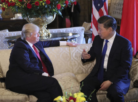North Korea, trade, business deals: High Asia stakes for Trump