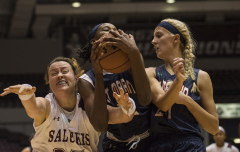 Saluki defense shines in women's home opener win against UT Martin