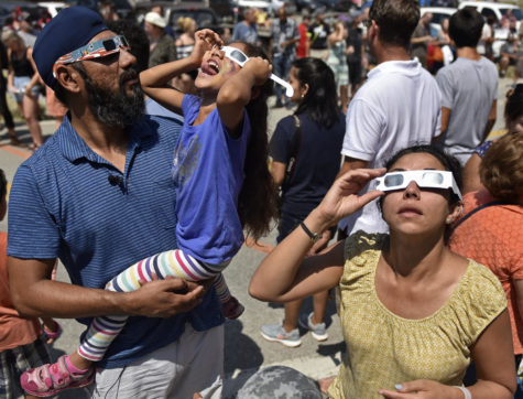 Red carpet premiere showcases university made eclipse documentary