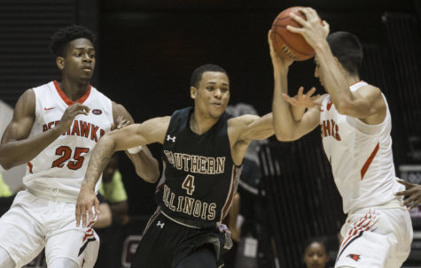 Incoming SIU point guard cleared for full contact practice