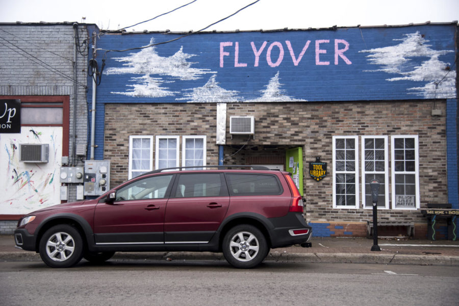 Flyover+Social+Center%2C+Sunday%2C+Jan.+21%2C+2018%2C+in+Carbondale%2C+the+center+is+a+creative+space+for+the+community.+%28Mary+Newman+%7C+%40MaryNewmanDE%29