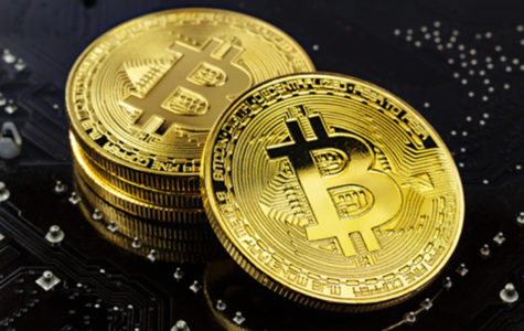 Golden bitcoins (Dreamstime/TNS)