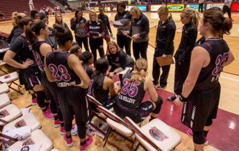 Salukis split season series with Loyola Ramblers