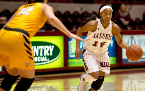 Silvey leads Salukis past the Crusaders