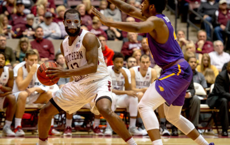 Gallery: Salukis complete season sweep of Northern Iowa