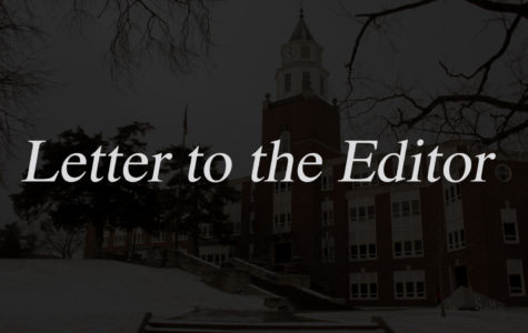 Letter to the Editor: Removing Dunn would be a mistake