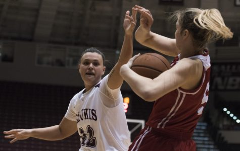 Women's Basketball: Free throws sink Southern at Bradley