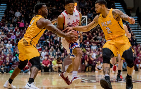 Men's basketball: Salukis stumble in loss to Loyola Ramblers