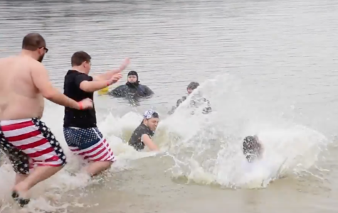 Video: 2018 Polar Plunge for Special Olympics