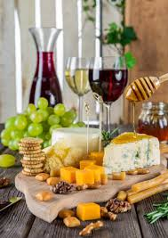 Alto Vineyards: Wine & Cheese