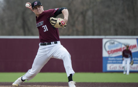 Bad luck strikes Saluki baseball in loss to UC Irvine