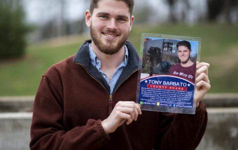 'I'm going to be the voice of SIU students,' student campaigns for Jackson County Board