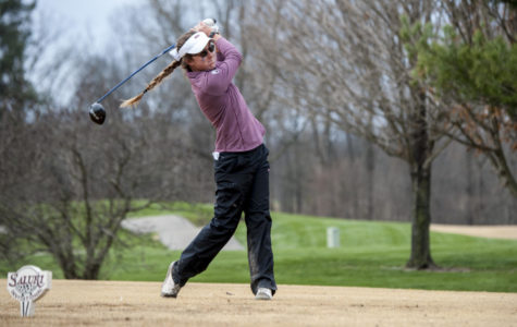 Russell wins Saluki Invitational, Salukis take second