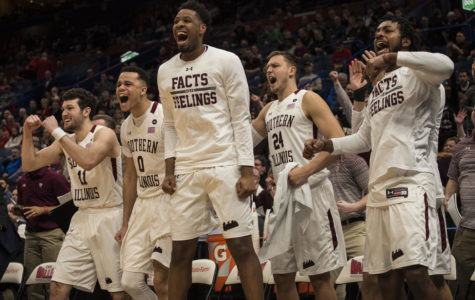 Salukis advance to Arch Madness semifinals